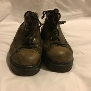 Doc Martens Lace Up Hiking Boots